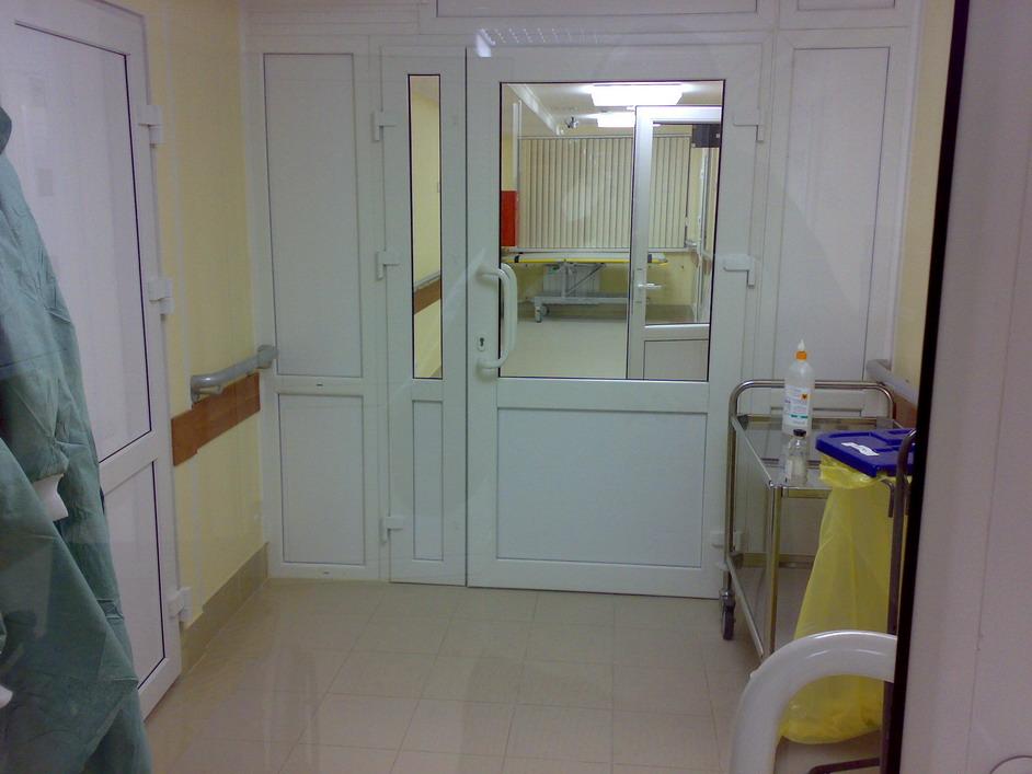 Больницы москвы с торакальным отделением
